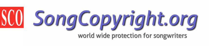 SongCopyright.org - The Song Copyright Organization (SCO)